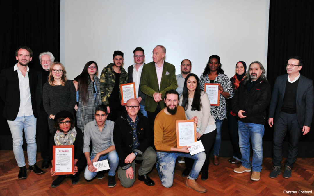 """Pressemitteilung: Videowettbewerb """"Aus meiner Sicht"""" – Gewinner ausgezeichnet!"""