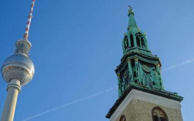 Die Stiftung auf dem Evangelischen Kirchentag in Berlin