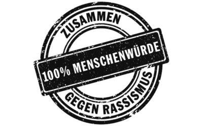 Stellenausschreibung: Referentin/Referent bei der Stiftung gegen Rassismus