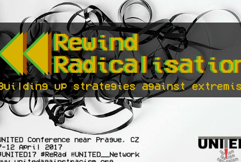 "UNITED-Konferenz 2017: ""Rewind Radicalisation!"""