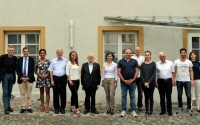 """Austausch-Treffen zum Projekt """"Prominent gegen Rassismus"""""""