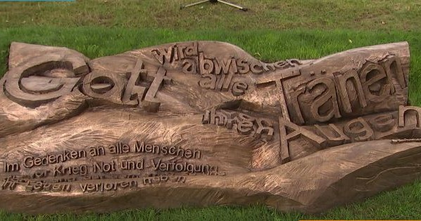 Predigt von Jürgen Micksch in der St. Johannes-Kirche in Bremen anlässlich der Einweihung der Arster Gedenkstätte für geflohene Menschen, die auf dem Weg nach Europa ihr Leben verloren haben