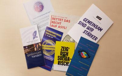 Pressemitteilung: Aktionstage für die Menschenwürde