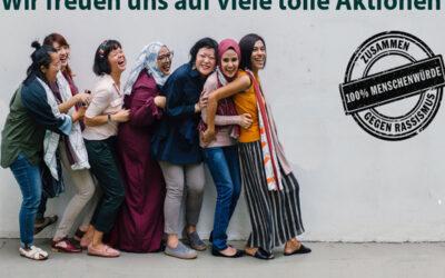 Pressemitteilung: Start der Internationalen Wochen gegen Rassismus 2019