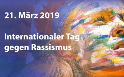 Pressemitteilung: Internationaler Tag gegen Rassismus