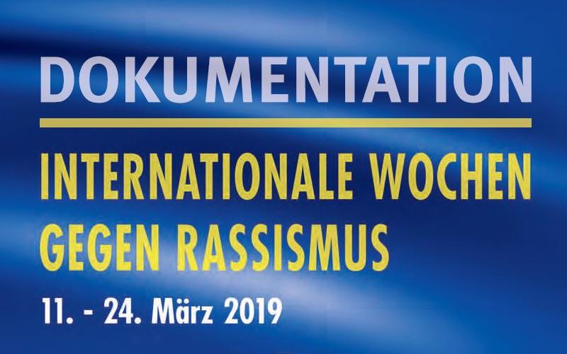 Neues Material: Dokumentation über die Internationalen Wochen gegen Rassismus 2019