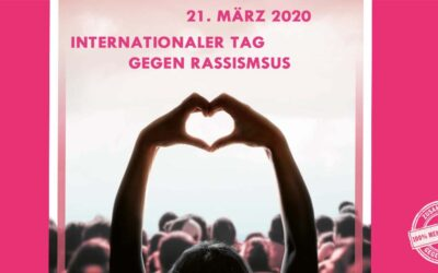 Internationaler Tag gegen Rassismus 2020