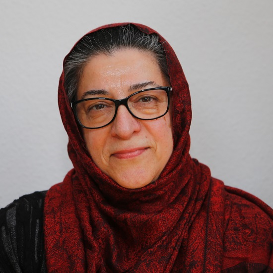 Dr. Hamideh Mohagheghi