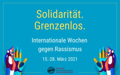 """""""Aufbruch zu einer menschenfreundlichen Gesellschaft"""" – Positive Bilanz der UN-Wochen gegen Rassismus"""