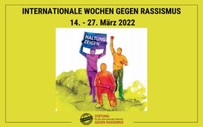 Einladung zur Planungstagung der IWgR 2022